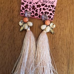 Betsey Johnson Jewelry - Nwt Betsey Johnson earrings, i have 2 pair to sell